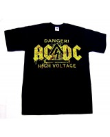 Футболка AC/DC High Voltage
