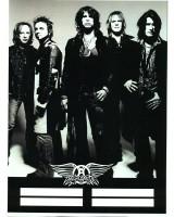 Наклейка 180х240 мм «Aerosmith»