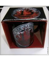 Чашка «13 — Black Sabbath»