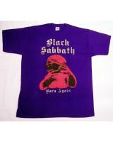 Футболка «Black Sabbath Born against»
