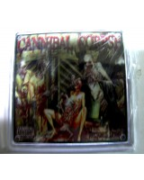 Магнит «Cannibal Corpse»