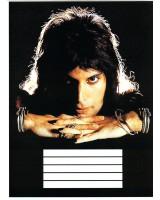 Наклейка 180х240 мм «Freddie Mercury»