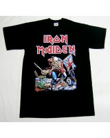 Футболка Iron Maiden The Trooper