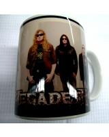 Чашка «Megadeth»