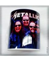Чашка «Metallica»
