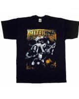 Футболка Metallica группа