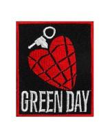 Нашивка  «Green Day»