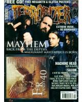 Журнал «Terrorizer» №156/ апрель/2007