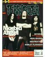 Журнал «Terrorizer» №113/ октябрь/ 2003